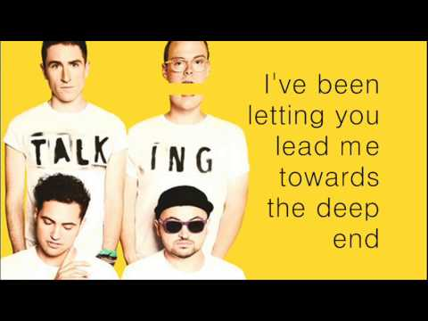 WALK THE MOON - Aquaman (Lyrics)
