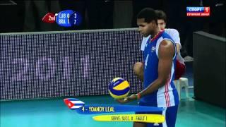 Download Lagu 2010 FIVB Men's World Championship Final - Brazil vs Cuba clip3 Mp3
