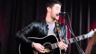 "Nick Jonas ""Wilderness"" Live @ Wild 94.9 San Francisco, CA 10/27/14"