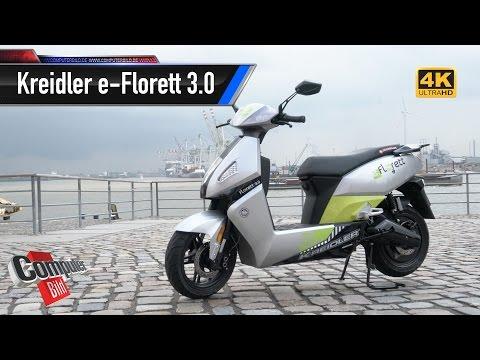 Elektro-Roller im Test: Kreidler eFlorett 3.0