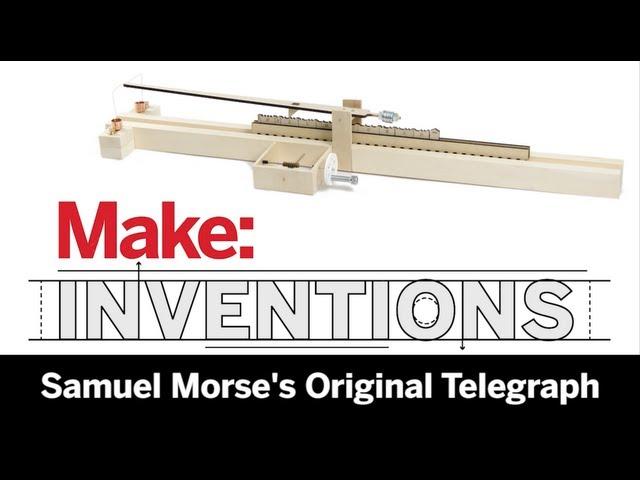 昔の発明を実際に作るシリーズ