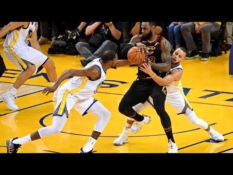 NBA: Οι Γουόριορς «λύγισαν» τον Λεμπρόν