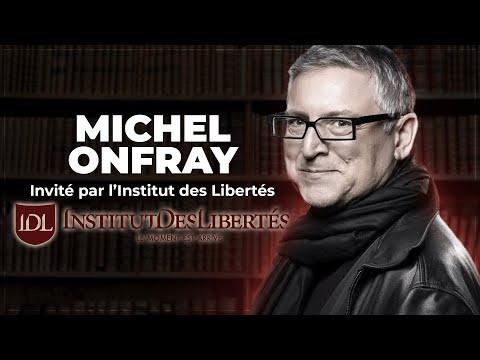 Michel Onfray est l'invité de Charles Gave