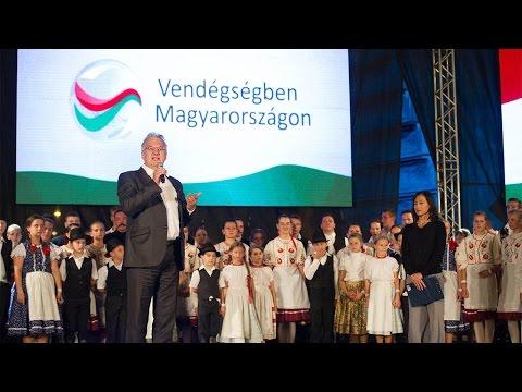 Semjén Zsolt: A magyarság akkor marad meg, ha minden nemzetrész megmarad