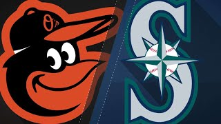 Daily Recap: Tim Beckham, Manny Machado, Seth Smith and Trey Mancini all went deep in the Orioles' 11-3 win in Seattle Check...