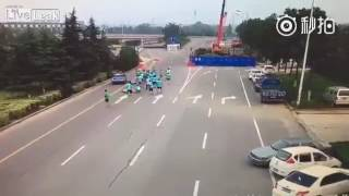 Video WOMAN DRIVES CAR INTO JOGGING FORMATION, KILLING ONE INSTANTLY MP3, 3GP, MP4, WEBM, AVI, FLV Agustus 2017