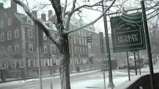 Cambridge (MA) United States  city photos gallery : Snow Day in Boston #Harvard Square, Cambridge, MA