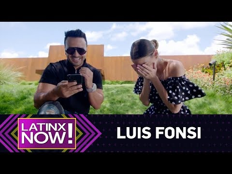 Latinx Now! - Exclusive: Luis Fonsi Spills New Album Deets | E! News