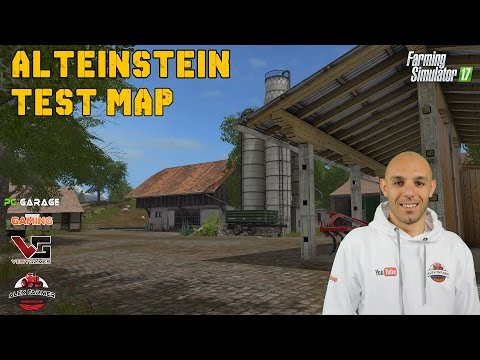 Altenstein Farming simulator 17 v1.0