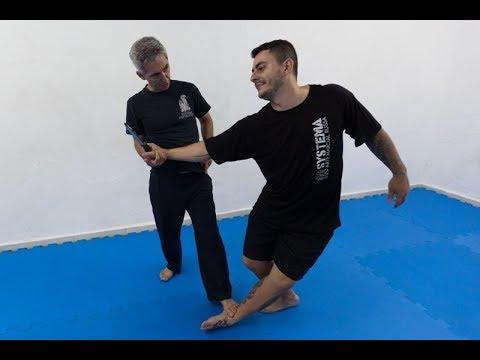 TRIBUNA. Russian (Slavic) martial arts. Nelson Wagner