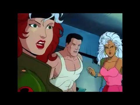 "X-Men - ""The Unstoppable Juggernaut"" 1/3"