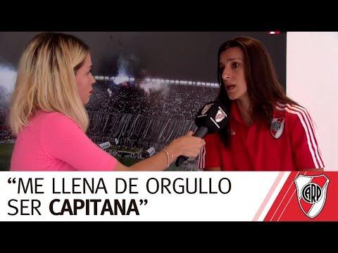 Daniela Gildenberger, la nueva capitana del plantel de Vóley