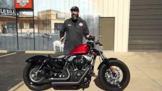 3. 2013 Harley-Davidson Sporster Fourty-Eight XL1200X!