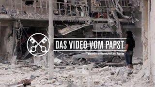 Papst Franziskus im Video - Den Waffenhandel beseitigen