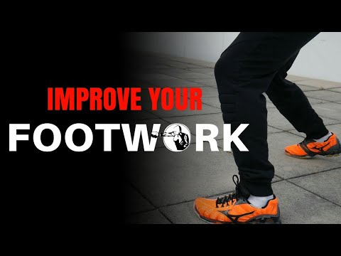 Want Better Footwork? You're Missing one Thing!
