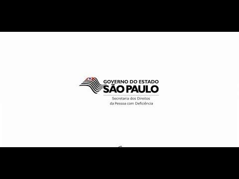 Vídeo Institucional da Secretaria: a primeira Secretaria Estadual do Brasil voltada às pessoas com deficiência