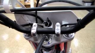 5. 2014 Honda CRF125F