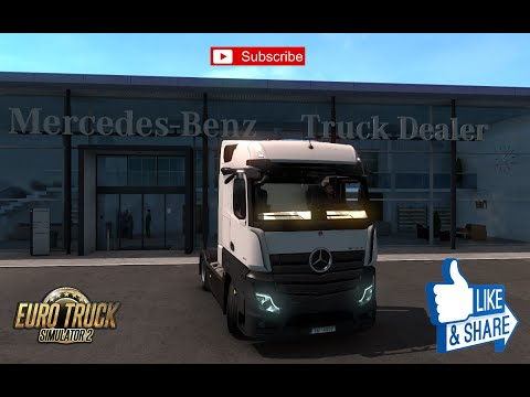 Mercedes Benz Actros 2019 v1.4