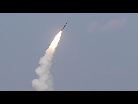 Δοκιμή εκτόξευσης βαλλιστικού πυραύλου από το Πακιστάν