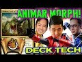 Animar Morph Deck Tech with Vinny l The Command Zone #202 | Magic: the Gathering Commander/EDH