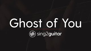 Ghost of You (Acoustic Guitar Karaoke Instrumental) 5 Seconds of Summer
