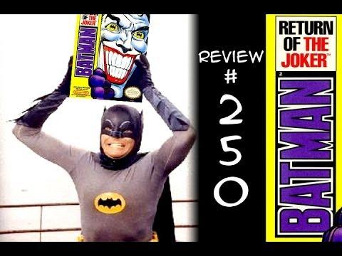 batman return of the joker nes speed run