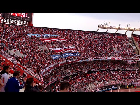 Video - CANCIONES VS BOCA + RECIBIMIENTO - River Plate vs Huracan - Campeonato Argentino 2015 - Los Borrachos del Tablón - River Plate - Argentina
