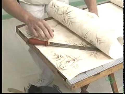 D biter des l s de papier peint sans raccord le m tier de peintre - Papier peint sans raccord ...