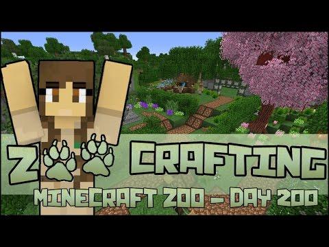 Zoo Crafting Special!! Day 200 Zoodesia Zoo Tour!! 🐘 Season 2