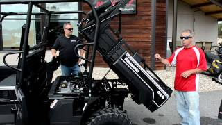 6. 2015 Kawasaki Mule PRO FXT ™ EPS - Walkaround Video Test Drive Demo Ride