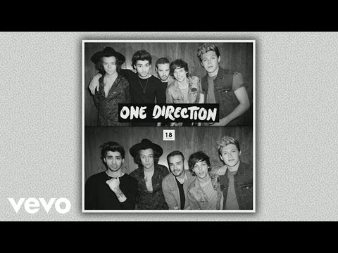 One Direction - 18 (Audio) (видео)