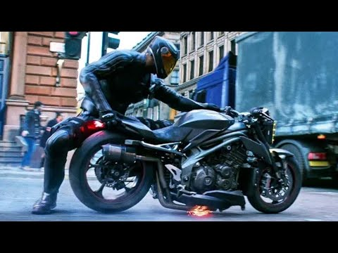 Motorcycle Transformation Scene - FAST AND FURIOUS 9 Hobbs And Shaw (2019) Movie CLIP HD