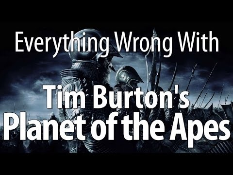 Everything Wrong With Planet Of The Apes