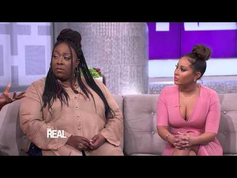 #JanetHubert Clears the Air on #TheReal