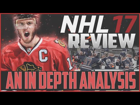 NHL 17 Review: An In-Depth Analysis
