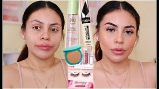 Everyday Makeup Routine: 10 Minute Makeup / No Foundation! | JuicyJas