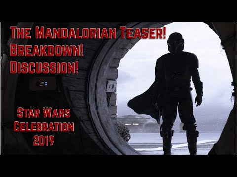 The Mandalorian Star Wars Celebration 2019 Reaction Discussion.