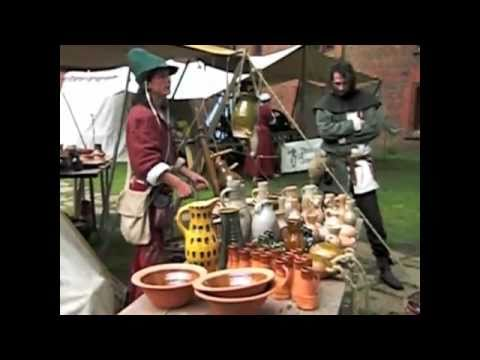 Medieval Fair Re-Enactment – Tatton Park, Cheshire, UK, 2011
