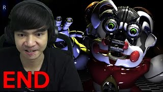 Video Five Nights at Freddy's: Sister Location - Indonesia #6 (END) MP3, 3GP, MP4, WEBM, AVI, FLV Oktober 2017