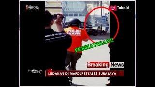 Video Anak Terduga Pelaku Coba Berdiri Setelah Bom Meledak di Polrestabes Surabaya - Breaking iNews 14/05 MP3, 3GP, MP4, WEBM, AVI, FLV Mei 2018