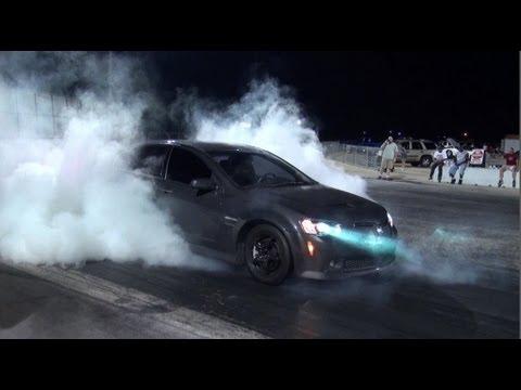 2010 corvette zr1 vs 2008 lingenfelter pontiac g8!