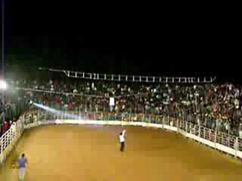 Rodeio em Paulistas -