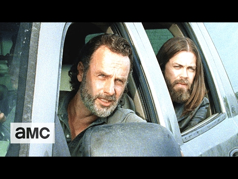 The Walking Dead Season 7B Clip 'Roadblock'