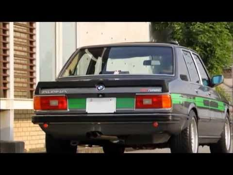 BMW E12 - '81 アルピナ B7ターボ (BMW E12) Highway Star GARAGE BMW ALPINA B7 TURBO.