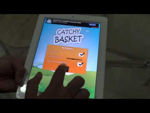 MetadesignSolutions - Catchy Basket iPhone,iPad,iPod Game developed by MetaDesign Solutions Catchy Basket is Fun game for kids and adults. Simple to play, just tilt your iPad, iPh...
