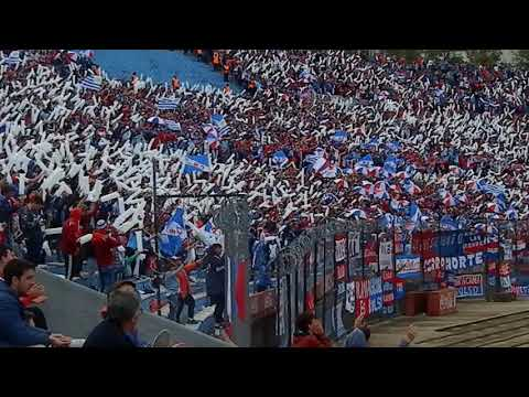 NACIONAL 0 Peñarol 2 - CLASICO CLAUSURA 2017 - Y dale dale dale bo - La Banda del Parque - Nacional