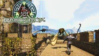 ARK Ragnarok | #7 SIEGE THE CASTLE