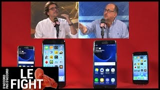 Video iPhone 7 contre Galaxy S7 : le fight ! MP3, 3GP, MP4, WEBM, AVI, FLV Agustus 2017