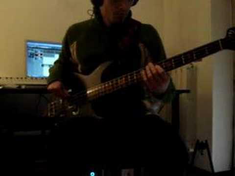 jamiroquai space cowboy. bass by Stefano
