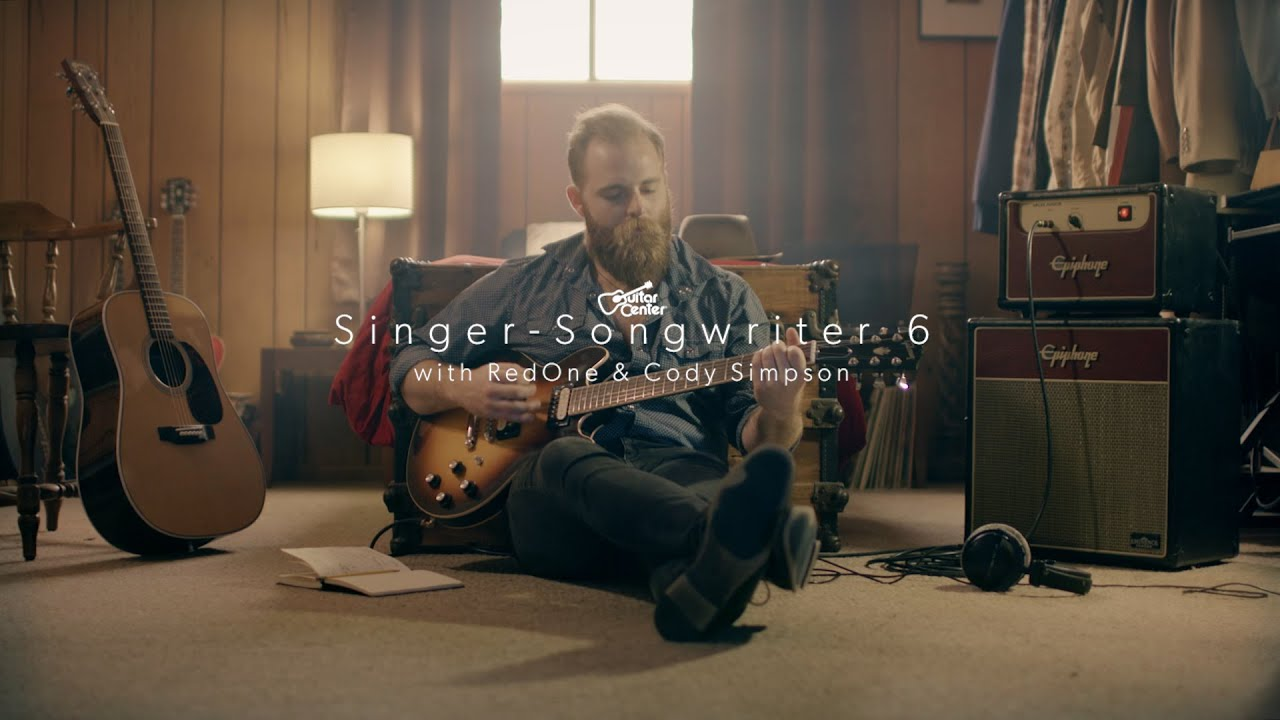 Guitar Center Singer-Songwriter 6 – Submit your songs!